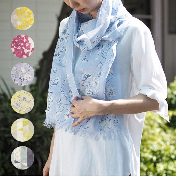 絲巾(日本製)共6色