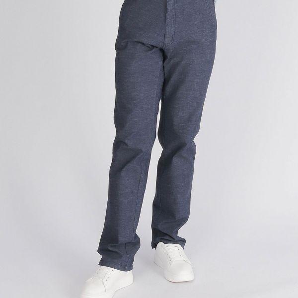 埃及棉牛仔褲(男)-灰藍