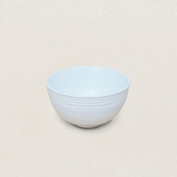 天然瓷土美器-湯碗(白) 柚木,廚房,餐具,筷子,環保