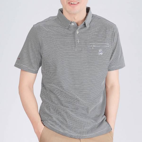 經典款細橫紋POLO衫(男)-共4色