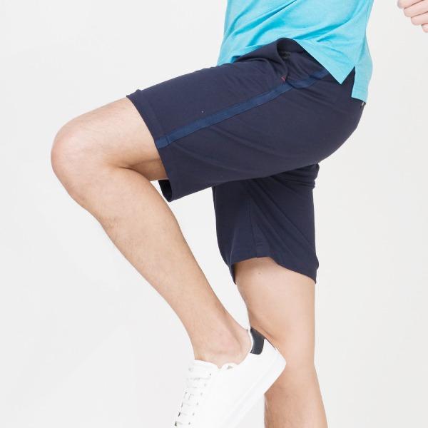 厚紡彈力抽繩短褲(共2色) 抽繩,彈力,厚紡,服裝,男裝,fantino
