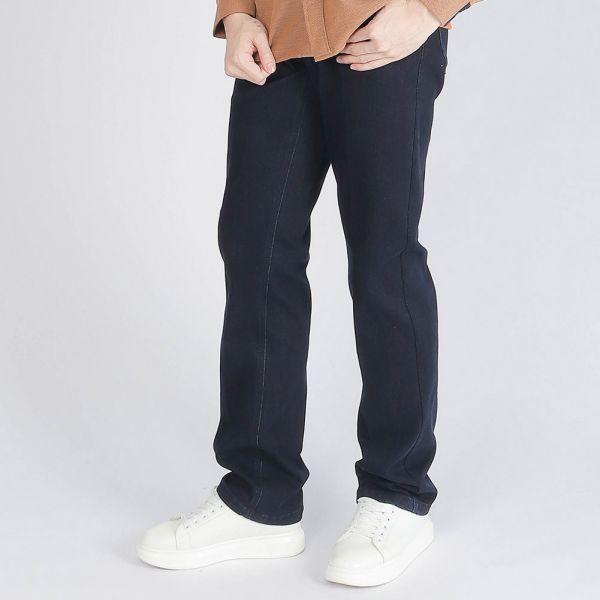 牛仔褲(男)-藍