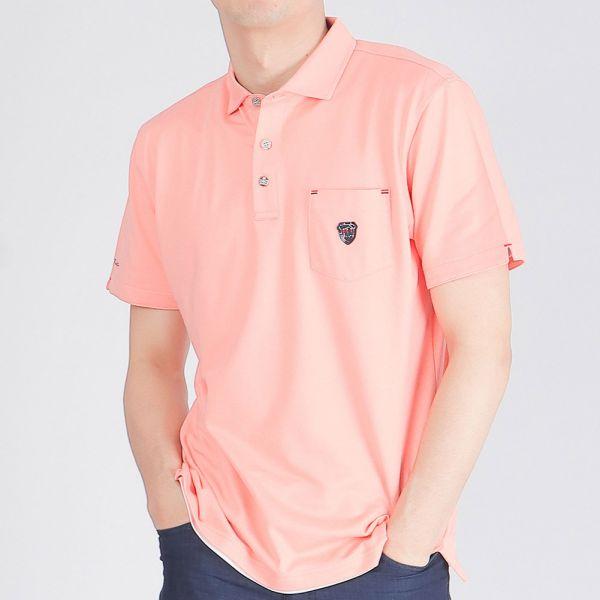 抗UV+吸濕排汗POLO衫(男)-共3色
