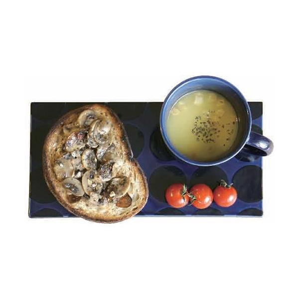 Fantino x Debby 料理瓷盤 - Maison Blanche ルヴィーブル モワ ボードS (日本製)