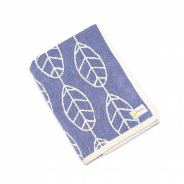 厚質手感色紗百分百棉吸水浴巾-靛藍 棉,毛巾,浴巾,運動巾,毛浴巾,浴室,台灣製造,吸水