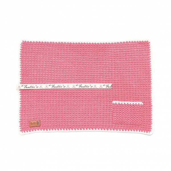 職人手作針織編織餐墊/餐具收納袋(不含餐具)-粉桃色 手工布料,台灣設計,台灣製造,花布設計,質感袋包,文創設計,刺蝟,提袋,包包,居家良品,提袋,手提包,方包,肩背包,側背包