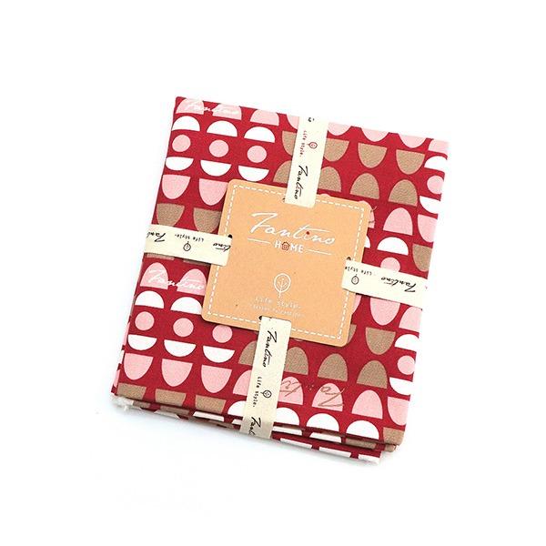 100%純棉布料(水玉迷宮)-紅水玉  布,台灣設計,台灣製造,手工藝,布料,文創設計,刺蝟,手作,居家良品,棉麻,布料,服裝輔料,diy,手工製作,手工材料