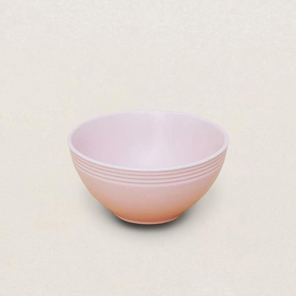 天然瓷土美器-碗(粉) 柚木,廚房,餐具,筷子,環保