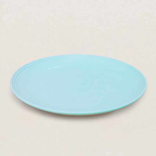 天然瓷土美器-餐盤(湖水綠) 柚木,廚房,餐具,筷子,環保
