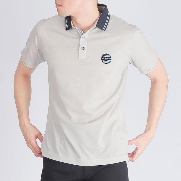 100%純棉POLO衫(男)-共2色