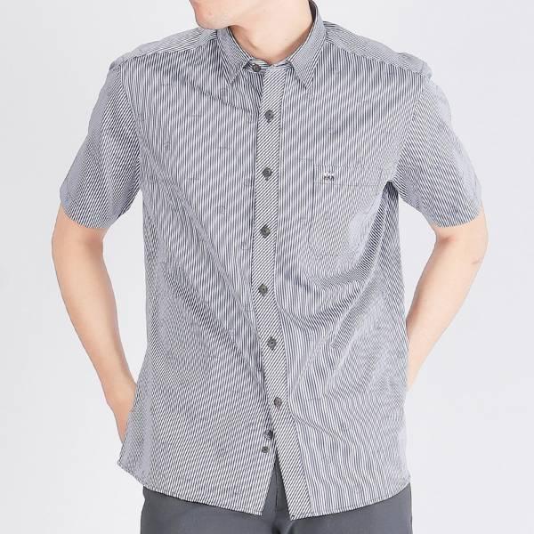 100%埃及棉商務襯衫(男)-共3色