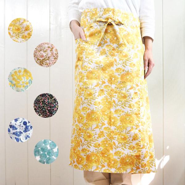 半身圍裙+小提袋(日本製)共6色