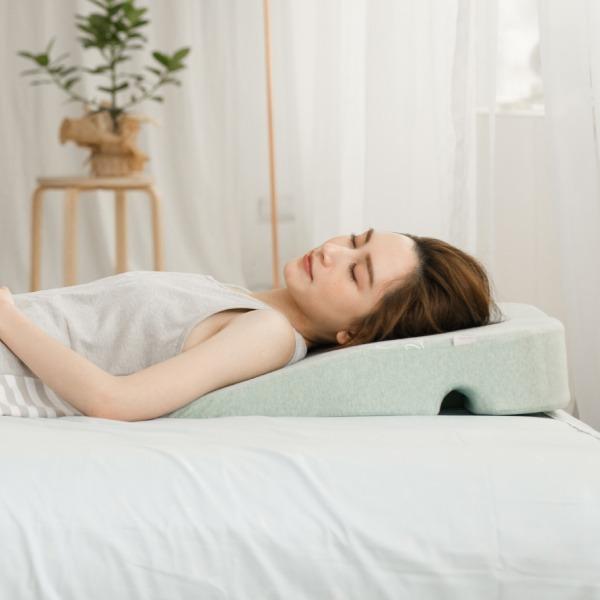有機棉肩頸紓壓枕-共5色