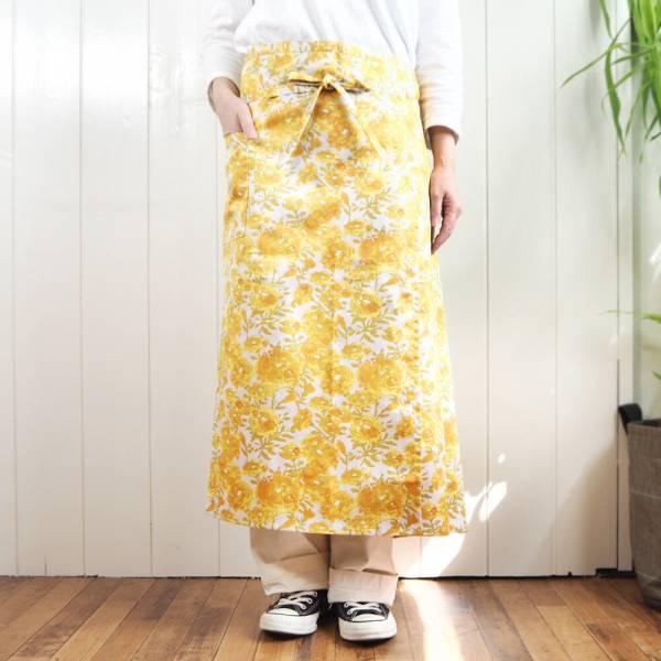 半身圍裙+小提袋(日本製)