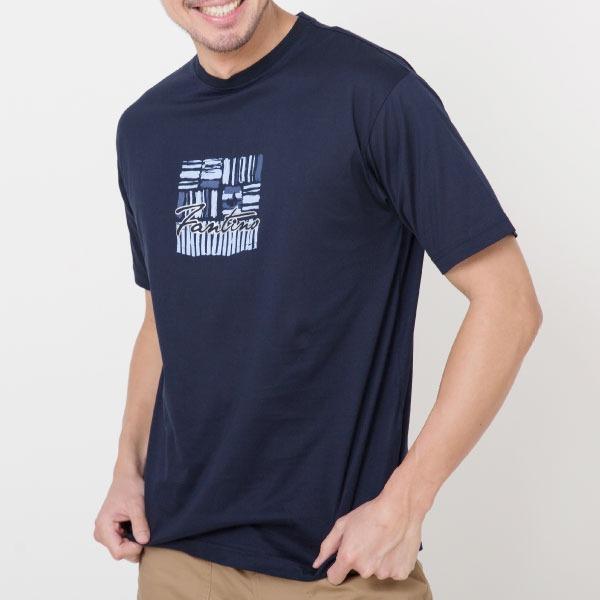 80支雙絲光棉印花T恤(共兩色) 雙絲光棉,supima,T恤,服裝,男裝,fantino