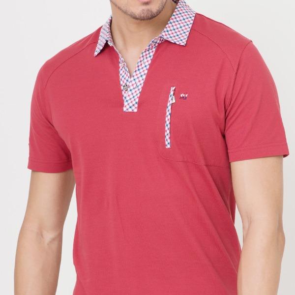 100%埃及棉POLO衫(共2色) 埃及棉,吸濕排汗,POLO衫,T SHIRT,條紋,服裝,男裝,fantino