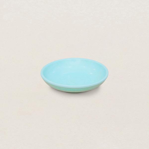 天然瓷土美器-醬料碟(湖水綠) 柚木,廚房,餐具,筷子,環保