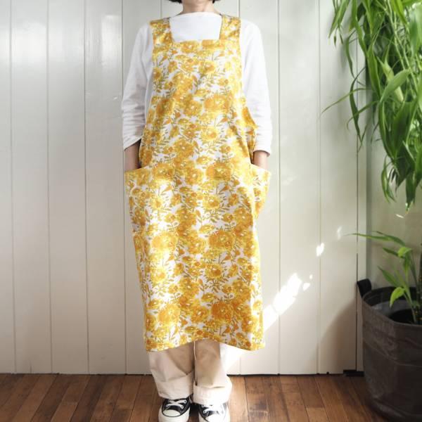 全身圍裙+小提袋(日本製)