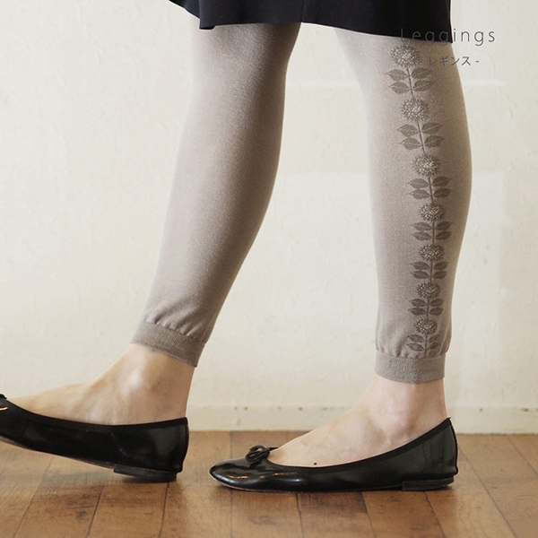Fantino x Debby 褲襪 - Maison Blanche レギンス(日本製)