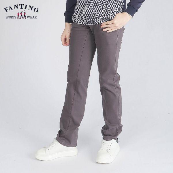 休閒棉褲(男)-深灰