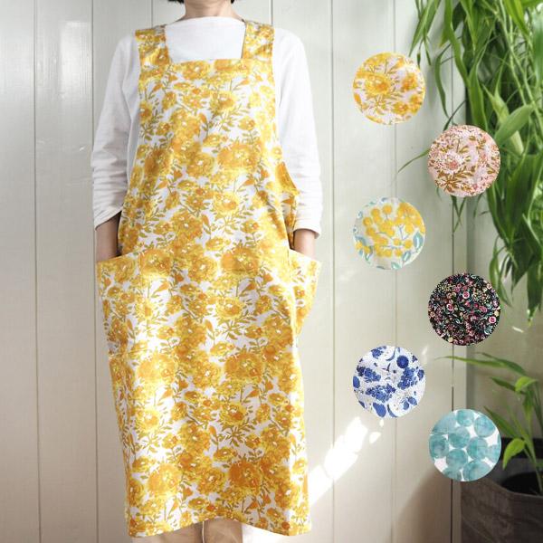 全身圍裙+小提袋(日本製)共6色