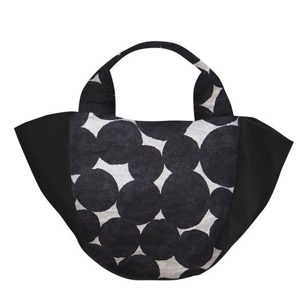 Fantino x Debby 手提袋 - Maison Blanche エ・トワ-ラ・メール グレー(日本製)