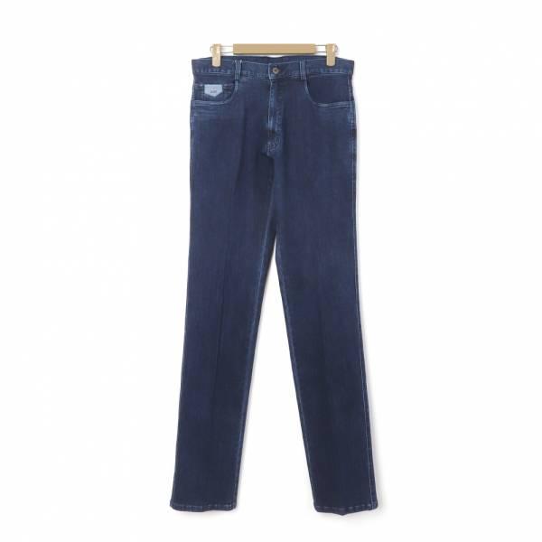 吸濕排汗牛仔褲(男)-藍