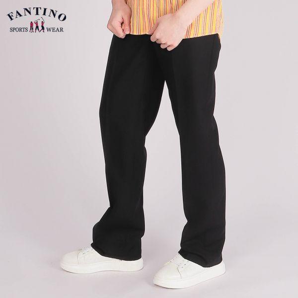 西褲(男)-黑