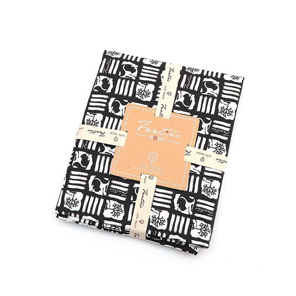 棉麻布料(解密古王國)-暗夜黑  布,台灣設計,台灣製造,手工藝,布料,文創設計,刺蝟,手作,居家良品,棉麻,布料,服裝輔料,diy,手工製作,手工材料