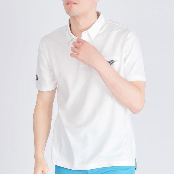 抗UV+吸濕排汗POLO衫(男)-共2色