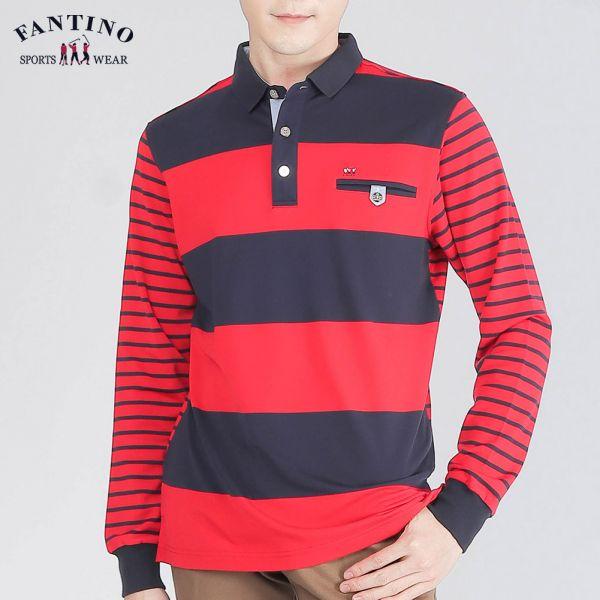 POLO衫(男)-紅