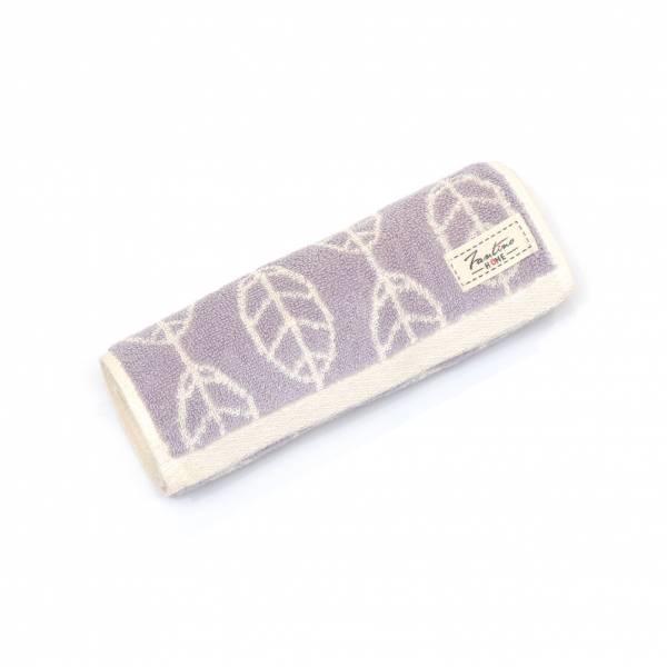 厚質手感色紗百分百棉吸水運動巾-藕紫灰 棉,毛巾,浴巾,運動巾,毛浴巾,浴室,台灣製造,吸水