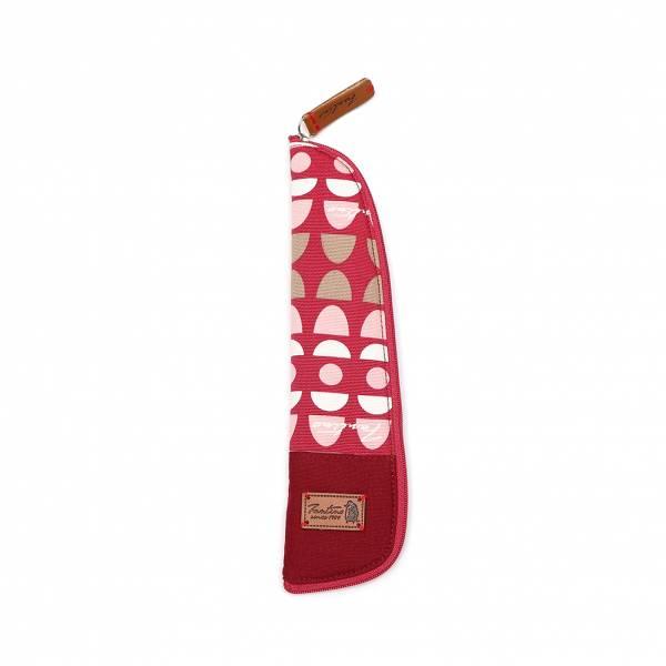 餐具袋(水玉迷宮)-紅水玉 餐具收納袋,環保餐具,餐具收納,吸管收納,小物收納,筆袋,布套,環保,收納,包包,筷套,筆袋,餐具袋,環保,禮贈品,婚禮小物,聖誕節,交換禮物,聖誕禮物,吸管袋