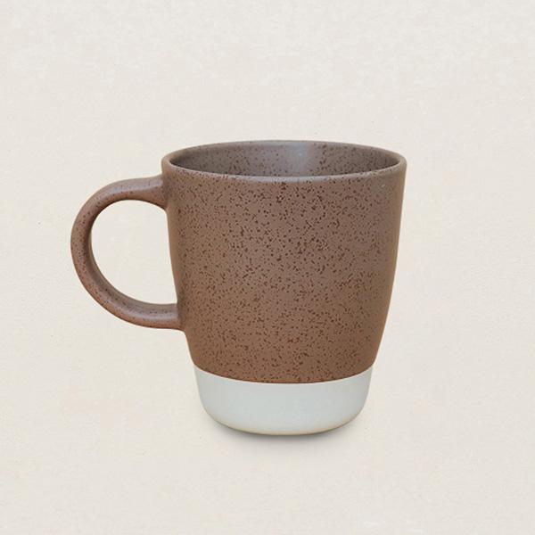 天然瓷土美器-馬克杯(深咖啡) 柚木,廚房,餐具,筷子,環保