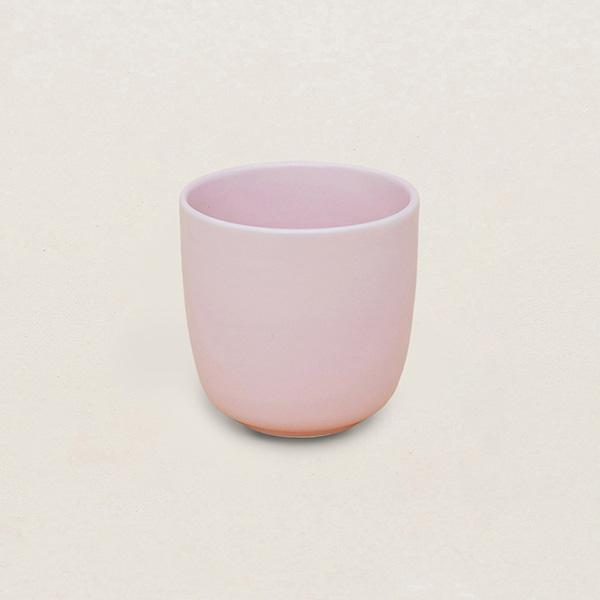 天然瓷土美器-茶杯(粉) 柚木,廚房,餐具,筷子,環保