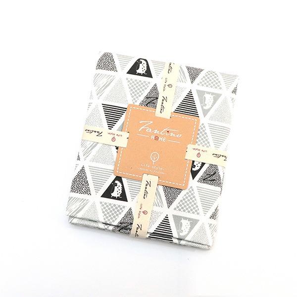 棉麻布料(三角密室)-岩石灰  布,台灣設計,台灣製造,手工藝,布料,文創設計,刺蝟,手作,居家良品,棉麻,布料,服裝輔料,diy,手工製作,手工材料