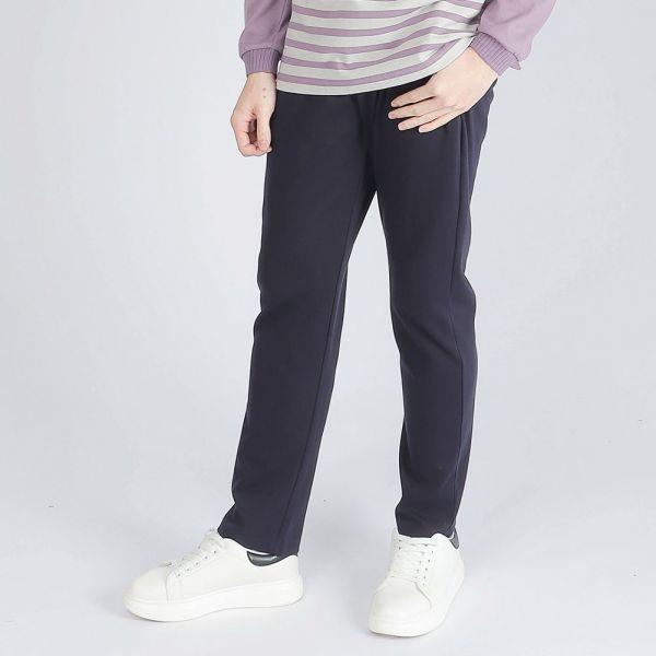 機能休閒棉褲(男)-深丈青