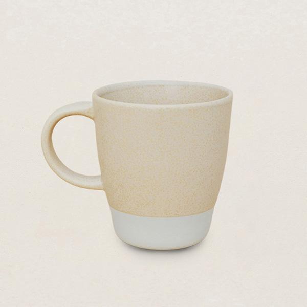 天然瓷土美器-馬克杯(杏仁色) 柚木,廚房,餐具,筷子,環保