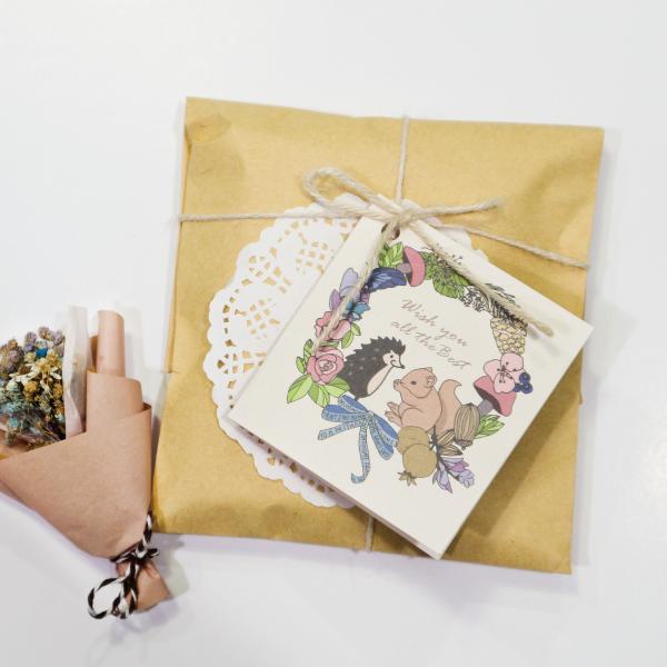 送禮包裝(限定飲料提袋、水壺袋、餐具袋、襪子) 包裝,禮品,送禮,台灣設計,台灣製造,居家良品