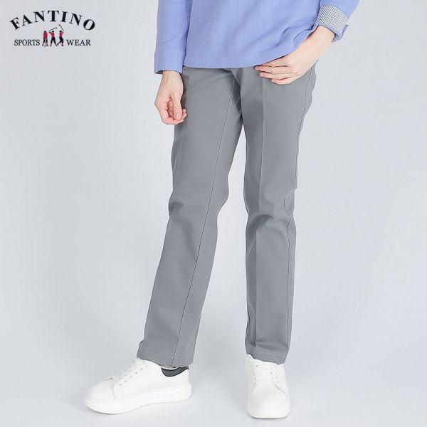 休閒棉褲(男)-灰52/54/56/58