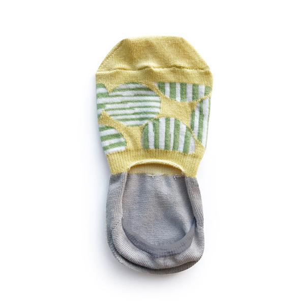 Fantino x Debby 吸水速乾襪 23~25cm - Maison Blanche フットカバー(日本製)