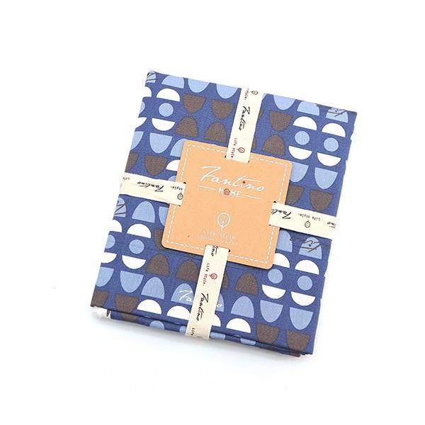 100%純棉布料(水玉迷宮)-藍水玉  布,台灣設計,台灣製造,手工藝,布料,文創設計,刺蝟,手作,居家良品,棉麻,布料,服裝輔料,diy,手工製作,手工材料