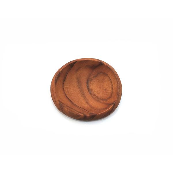 天然柚木醬料碟/食用安心不上漆原木製 柚木,廚房,餐具,筷子,環保