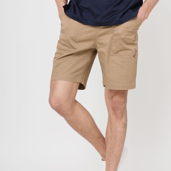 埃及棉舒適休閒短褲(共3色) 萊卡,短褲,休閒短褲,男裝,fantino