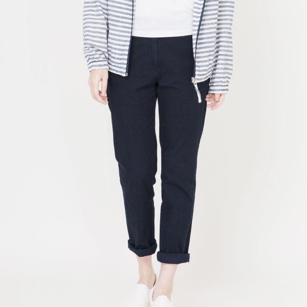 經典款修身牛仔褲(黑) 長褲,休閒長褲,牛仔褲,修飾身型,服裝,女裝,fantino