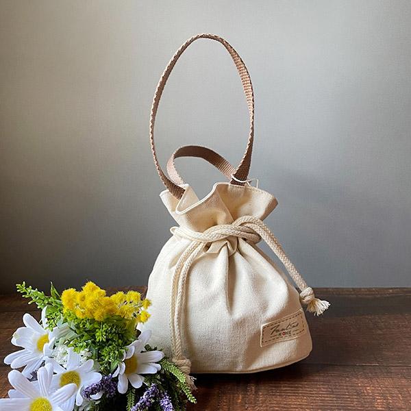 【贈品】束口小物收納提袋