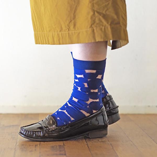 Fantino x Debby 透膚襪 - Maison Blanche シースルーソックス(日本製)
