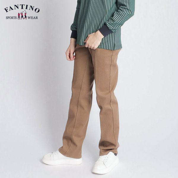 休閒棉褲(男)-咖啡50/52/58