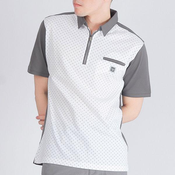 100%埃及棉POLO衫(男)-共3色