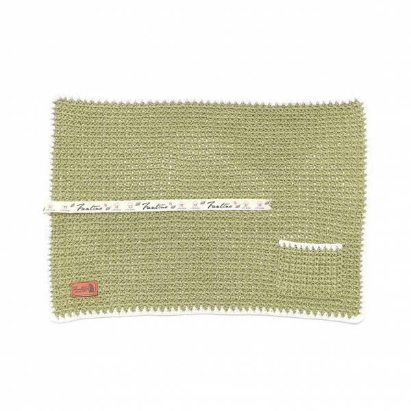 職人手作針織編織餐墊/餐具收納袋(不含餐具)-草綠色 手工布料,台灣設計,台灣製造,花布設計,質感袋包,文創設計,刺蝟,提袋,包包,居家良品,提袋,手提包,方包,肩背包,側背包